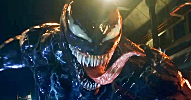 First Venom Clip Sets Up the Big Battle Between Eddie Brock and Dr. Drake