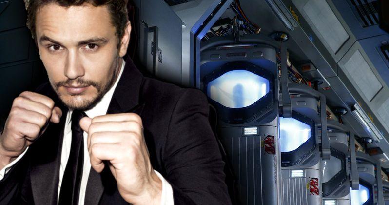 James Franco Confirms Alien: Covenant Role, More Photos Revealed