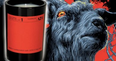 What Does Horror Smell Like? Scented Movie Candles Unleash the Aroma of the Genre