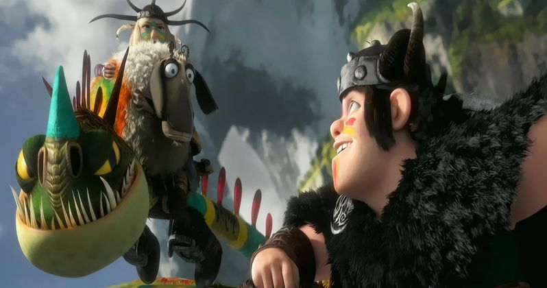 Watch the First 5 Minutes of How to Train Your Dragon 2