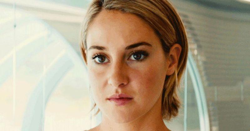 Divergent Series: Allegiant Trailer Sends Tris Beyond the Wall