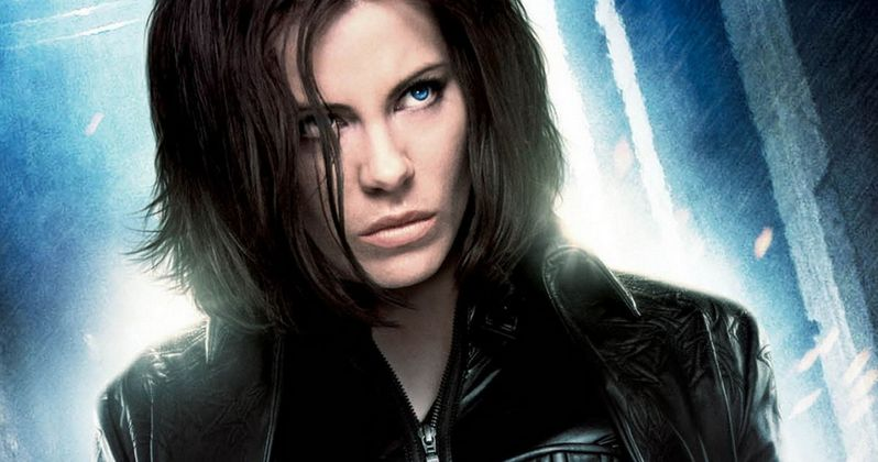 Underworld 5 Begins Production with Kate Beckinsale & Theo James
