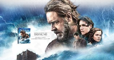 Noah Infographic and 2 Featurettes Give the Complete Ark Experience   EXCLUSIVE