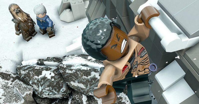 John Boyega Returns as Finn in Lego Star Wars: The Force Awakens Game