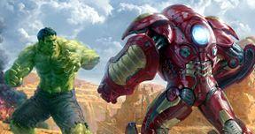 Avengers: Age of Ultron Hulkbuster Battle Details Teased