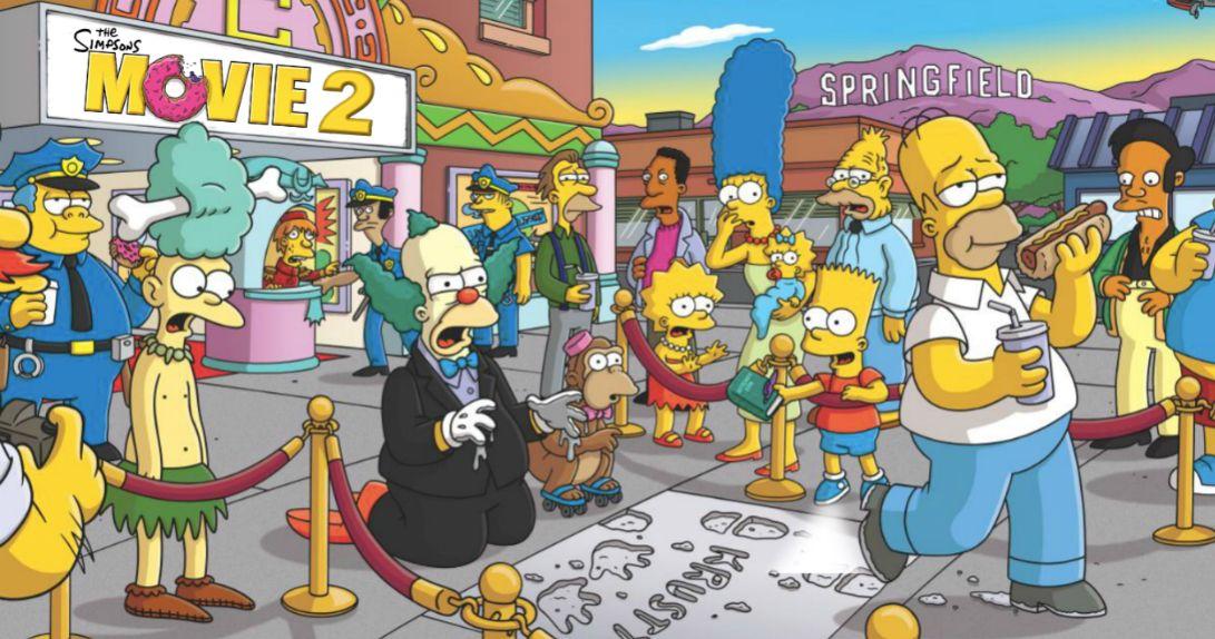 The Simpsons Movie 2 Will Happen At Disney Says Creator Matt Groening