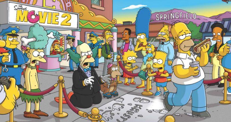 The Simpsons Movie 2 Will Happen at Disney Says Creator Matt
