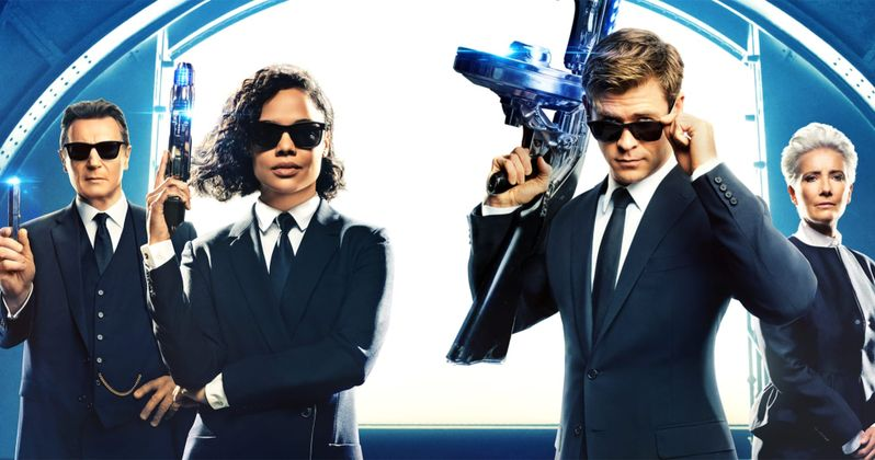 Men In Black: International Arrives with Franchise Worst Rotten Tomatoes Score