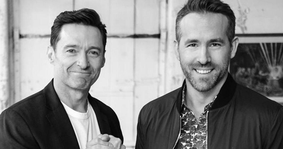 Hugh Jackman Reveals Secret Origin Behind His Feud with Ryan Reynolds