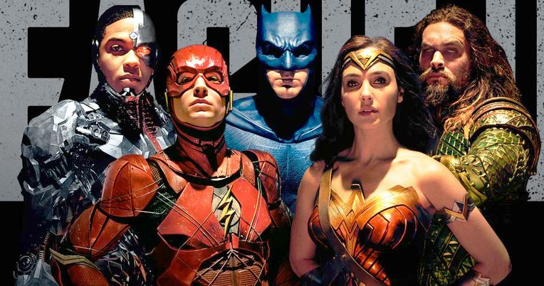 Justice League Posters Are Missing Superman Once Again