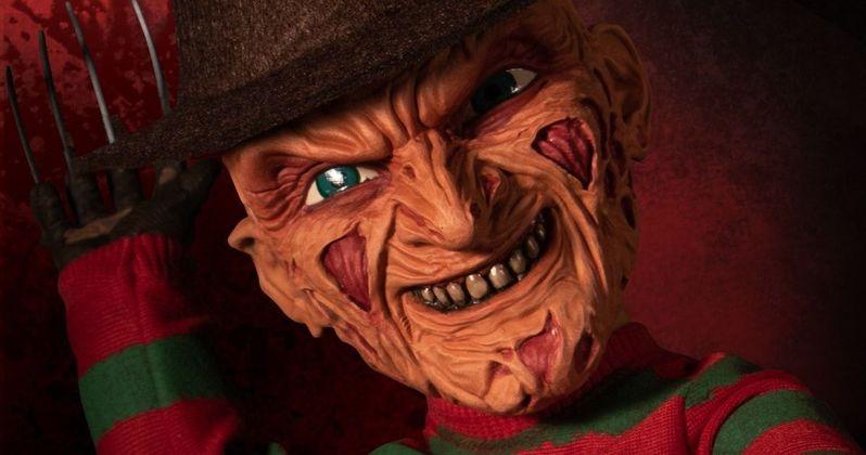 Talking Freddy Krueger Coming from Mezco Toyz This Summer