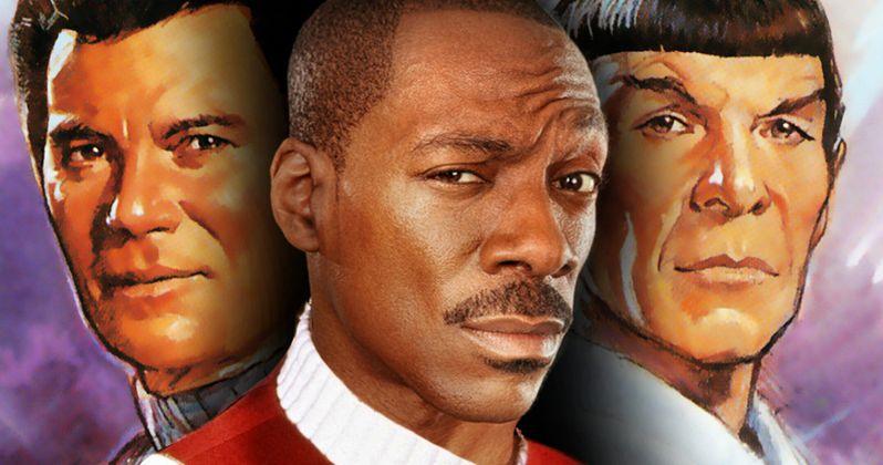 The Truth Behind Eddie Murphy's Canceled Star Trek IV Cameo