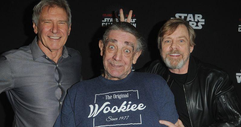 Original Star Wars Cast Reunites in Star Wars Celebration Photos