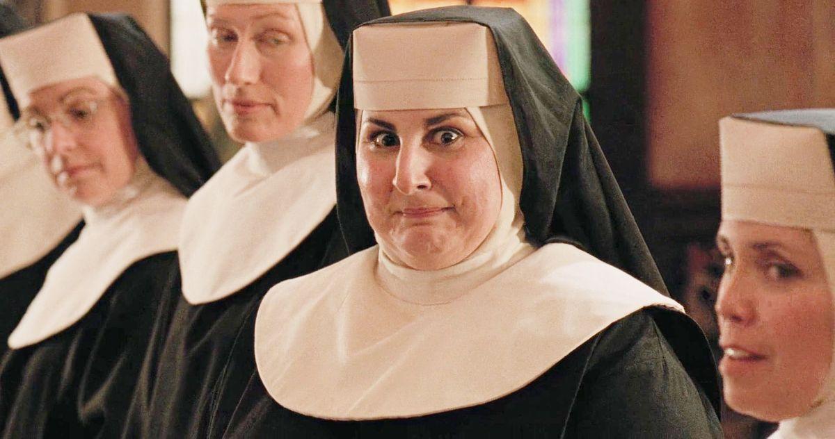 Кэти Наджими называет «Закон 3 сестры» вернуть беспроигрышный вариант, говорит, что Вупи все еще работает над этим