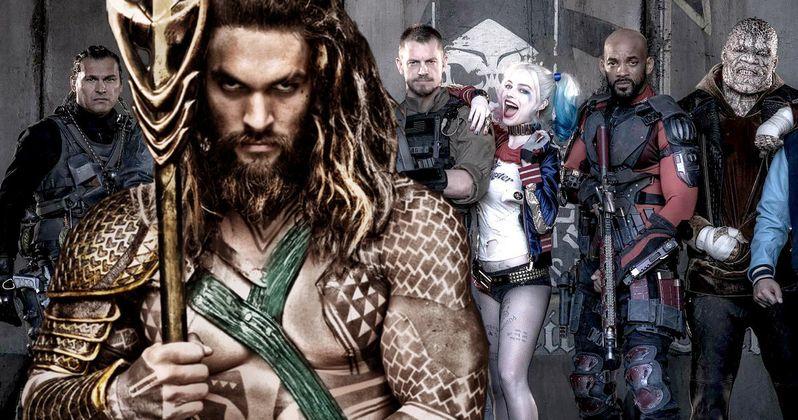 Suicide Squad Details Reveal Aquaman Connection and Epic Fight
