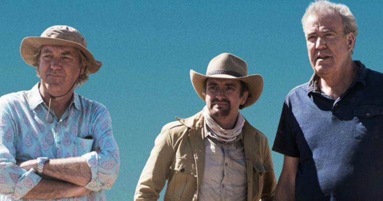 Ex-Top Gear Hosts Return in Amazon's Grand Tour Trailer; Release Date Announced