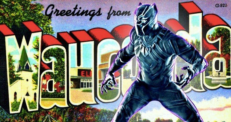 Black Panther Fans Troll Wauconda, Illinois with Vibranium Prank