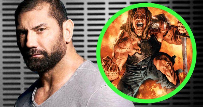 Dave Bautista Is Eternal Warrior in Valiant Comics Movie Universe?