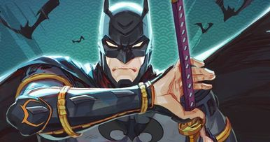 Batman Ninja Review: The Dark Knight Looks Great in Glorious Anime