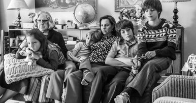 Netflix Gets First Best Picture Oscar Nomination for Roma