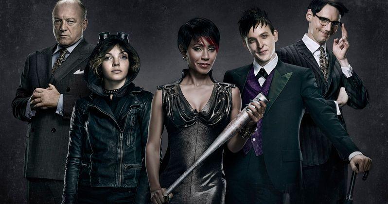 Gotham Season 2 Will Introduce Two Major DC Villains