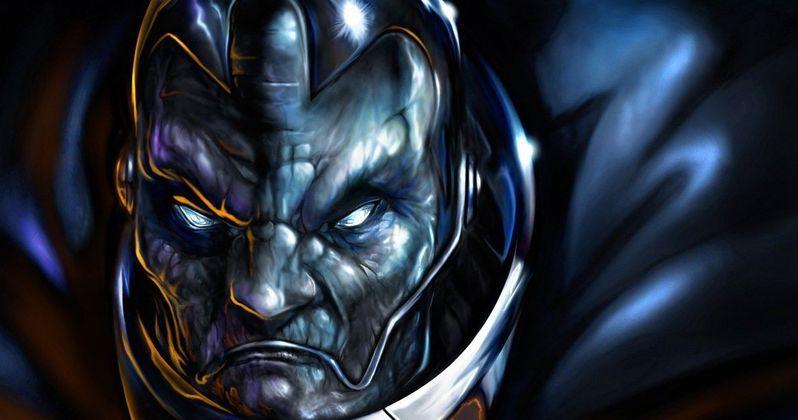 Apocalypse Will Not Be an Alien in X-Men: Apocalypse