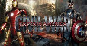 Captain America: Civil War Footage Debuts at D23