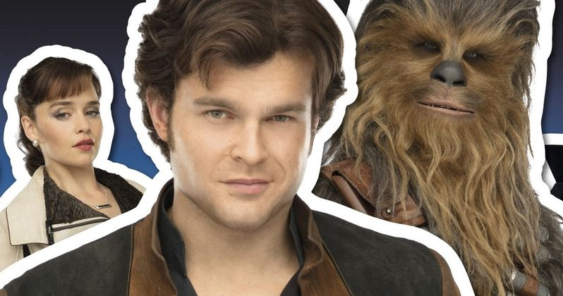 Last Jedi Director Has Seen Han Solo, What Does He Think?