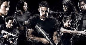 Final Divergent Series: Insurgent Trailer