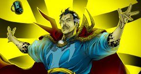 Doctor Strange Gets Prometheus Writer Jon Spaihts