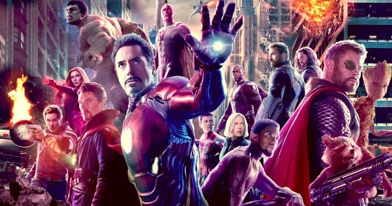 Infinity War Is Tracking Lower Than Black Panther Box Office Debut