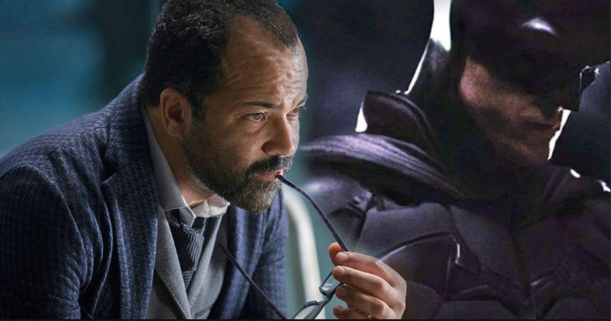 The Batman Star Jeffrey Wright Reveals Commissioner Gordon's Mustache