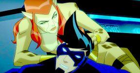 Batman Unlimited Animal Instincts Clip: Nightwing Vs Cheetah!