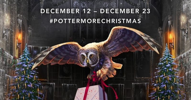 J.K. Rowling to Release 12 New Harry Potter Stories