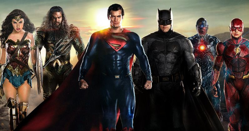 Justice League Test Screening Just Happened, So How Is It?