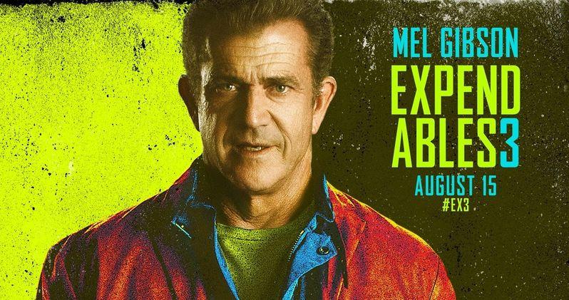Final The Expendables 3 Trailer Exposes Mel Gibson's Diabolical Plan