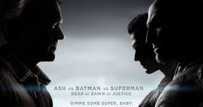 Bruce Campbell Pitches Ash Vs. Batman Vs. Superman