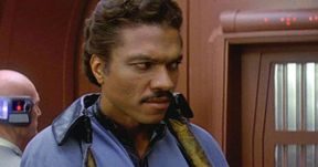 Lando Gets in Fighting Shape as Billy Dee Williams Trains for Star Wars 9