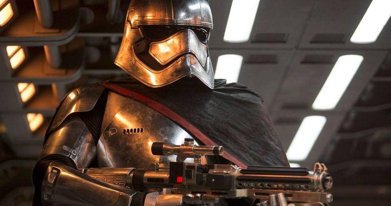 Star Wars 7 Has Captain Phasma Subverting Gender Stereotypes