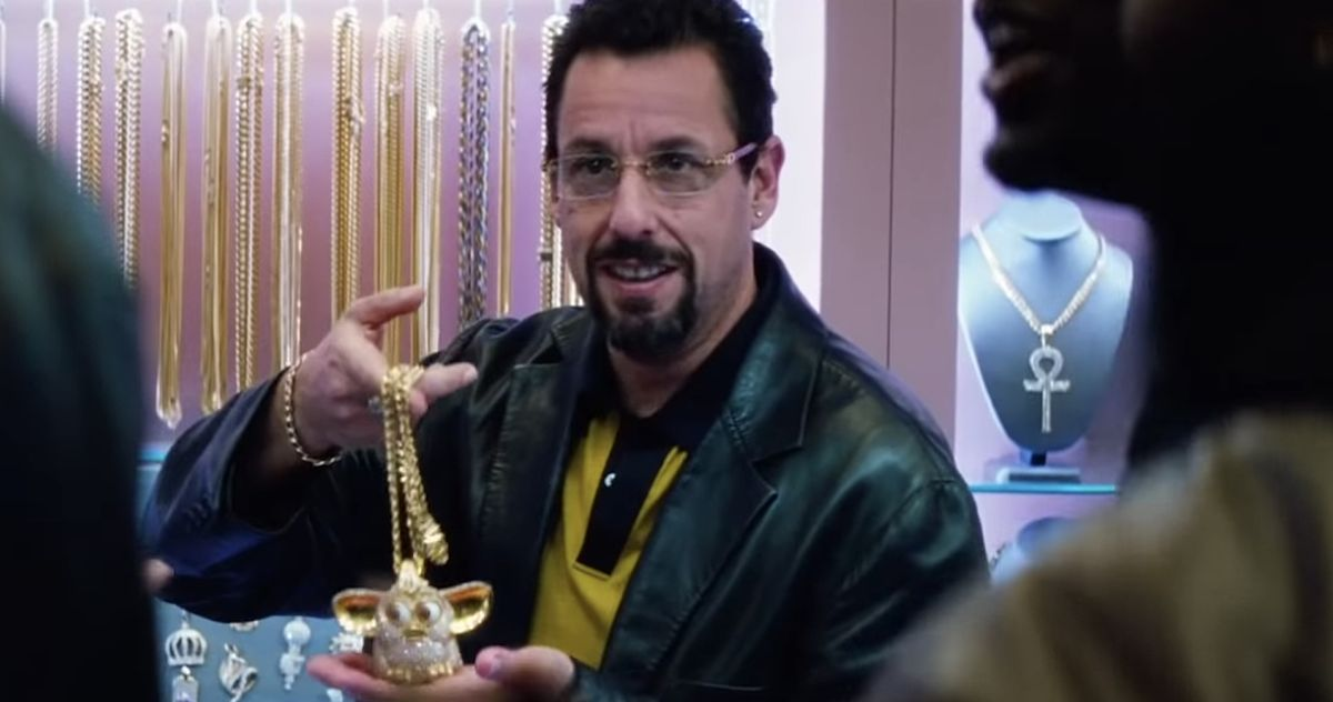 Adam Sandler Got Choked-Out for Real on Uncut Diamonds Set - MovieWeb
