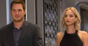 New Passengers Photos Have Chris Pratt & Jennifer Lawrence Dating in Space