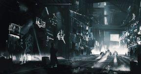 Judge Dredd: Mega-City One Art Delves Deep Into the Low Life