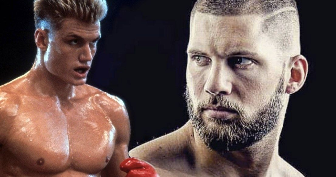 Boxer Florian Munteanu Is Ivan Drago S Son In Creed 2