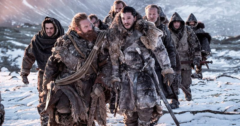 Game of Thrones Script Reveals How 2 Seemingly Dead Characters Survived