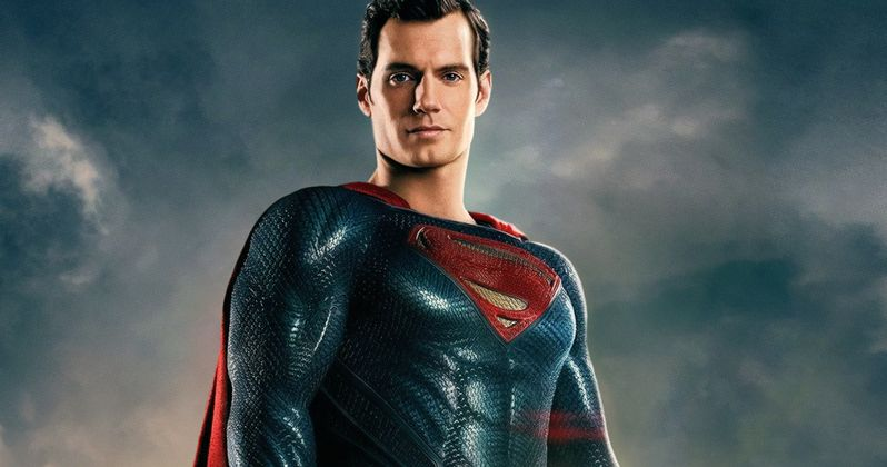 Justice League Superman Is Closer to the Comics Says Henry Cavill