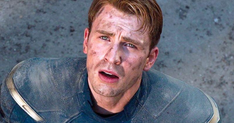 New Avengers 4 Leaked Concept Art Reveals More Beardless Cap