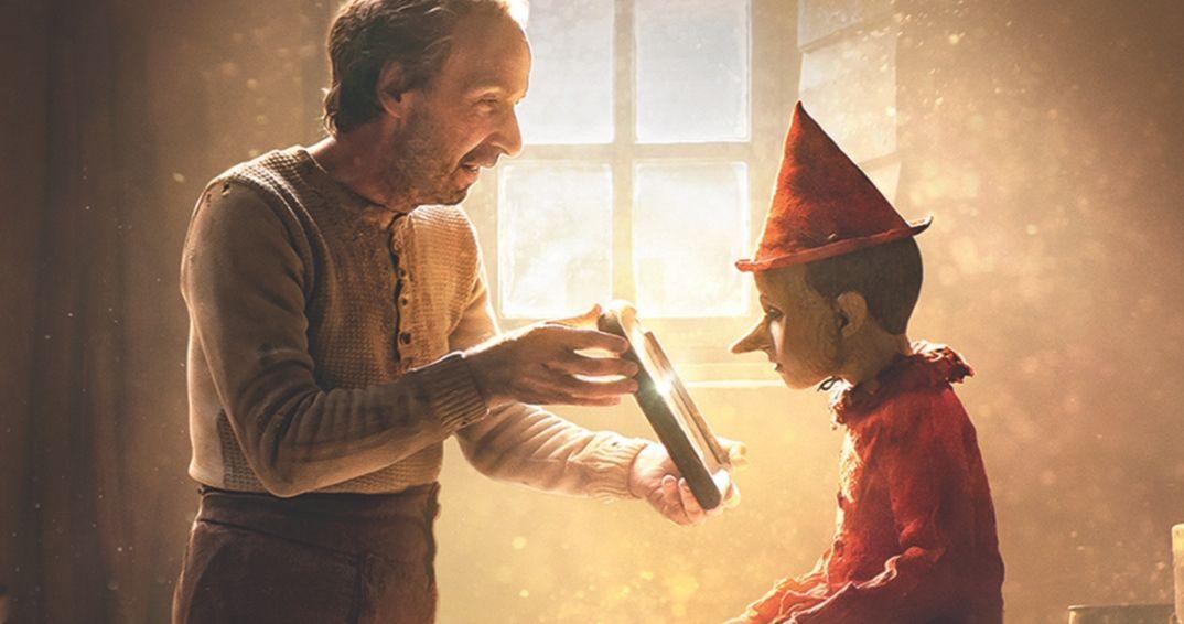 Трейлер фильма Маттео Гарроне «Пиноккио» оживляет сказку с Роберто Бениньи в роли Джеппетто