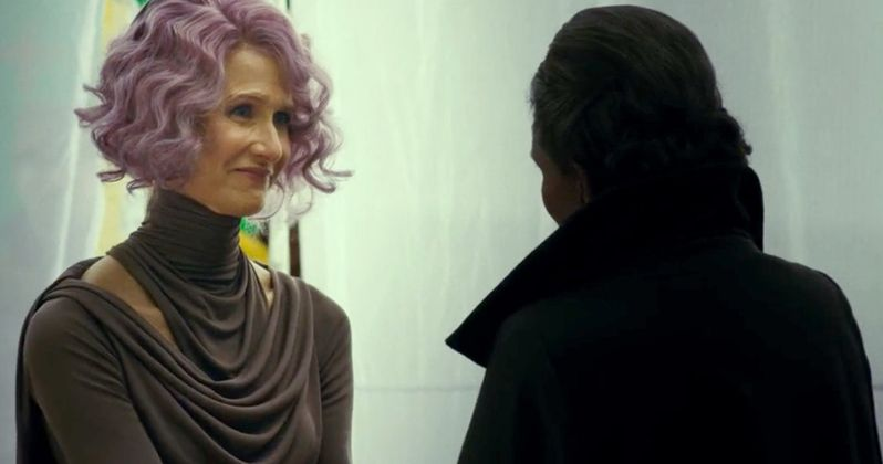 Laura Dern Reveals What Won't Happen in The Last Jedi