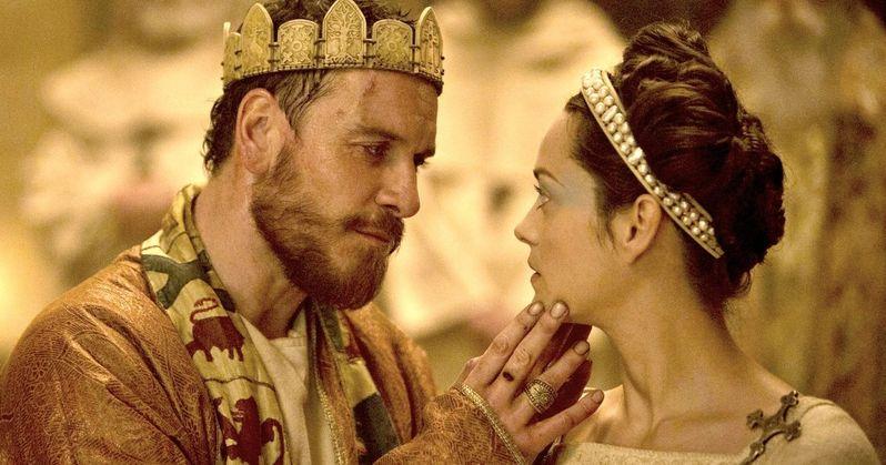 Macbeth Trailer Starring Michael Fassbender & Marion Cotillard