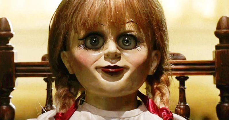 Annabelle 3 Will Begin Shooting in October